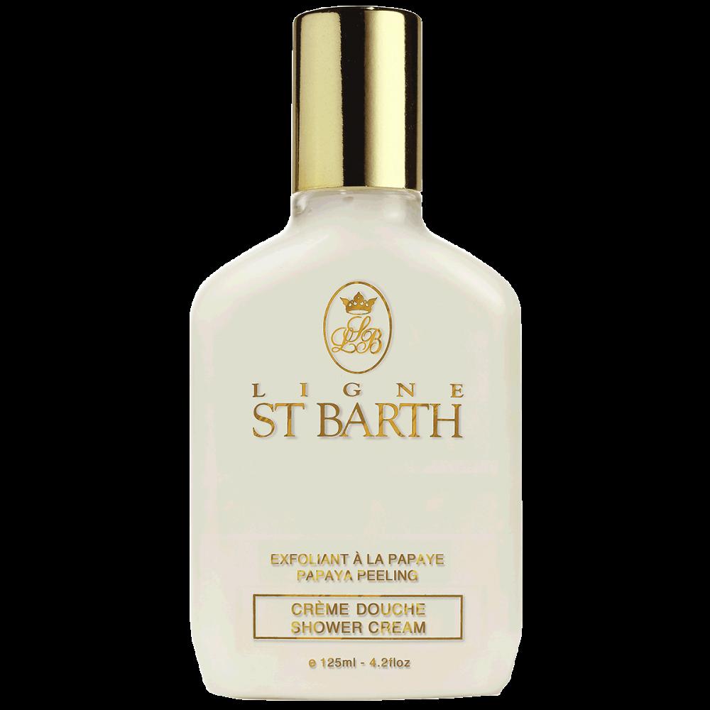 Крем пилинг для душа с экстрактом папайи - Ligne St. Barth Papaya Peeling Shower Cream