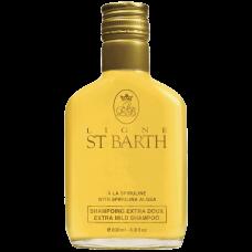 Экстра- мягкий шампунь с водорослями - Ligne St. Barth Extra Mild Shampoo With Spirulina Algae