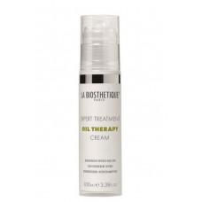 Інтенсивний крем-догляд для м'якості, еластичності і блиску волосся - La Biosthetique Oil Therapy Cream