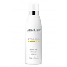 Cтайлінговий бальзам для гладкості волосся та еластичної стійкості укладки - La Biosthetique Styling Balm Anti Frizz