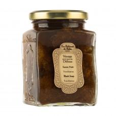 Чорне мило для обличчя та тіла з евкаліптом - La Sultane de Saba Black Soap With Eucalyptus Oil
