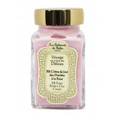 BB-крем для сияния кожи лица «Крем невесты» - La Sultane De Saba BB Rose Bride's Day Cream