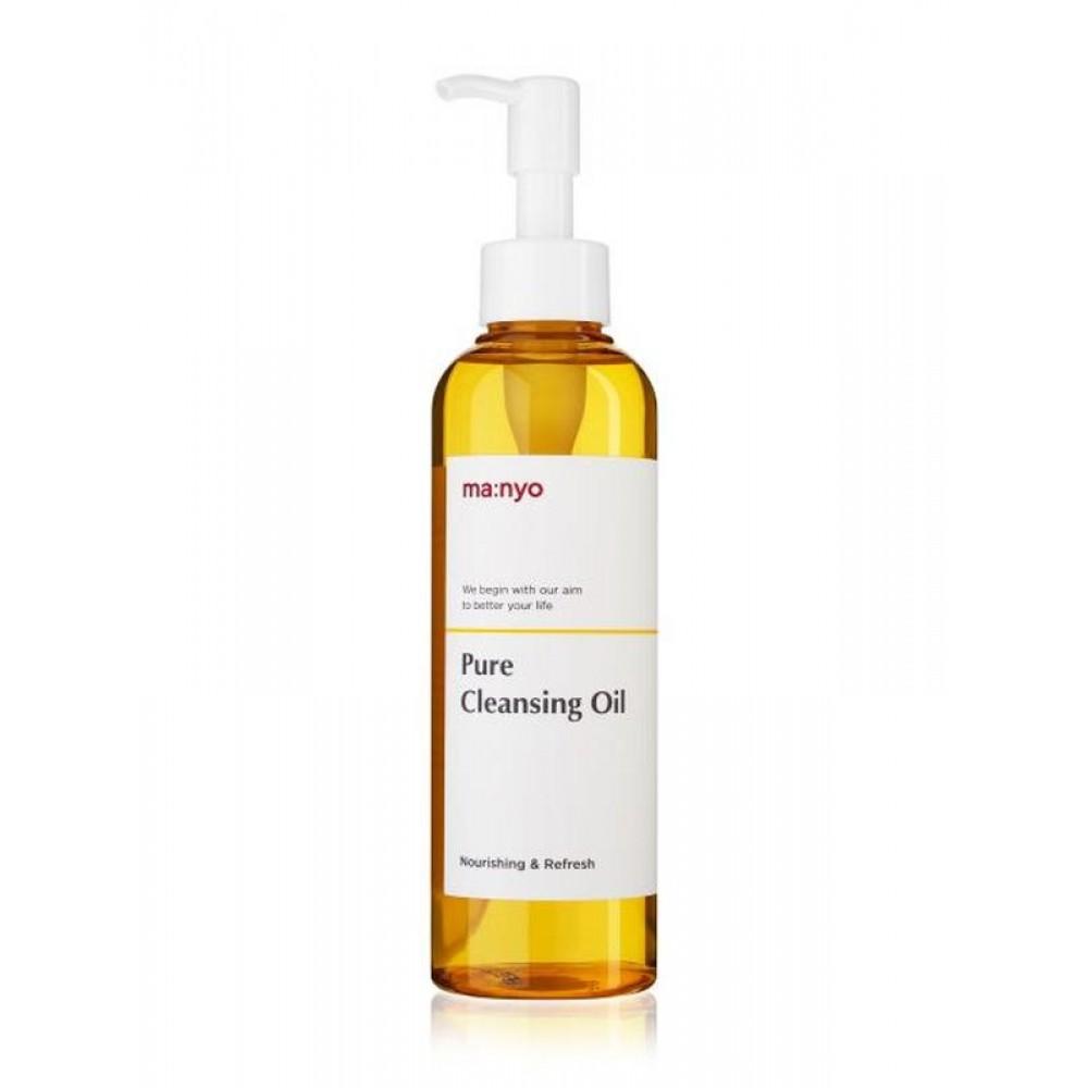 Гидрофильное очищающее масло для лица - Manyo Factory Pure Cleansing Oil