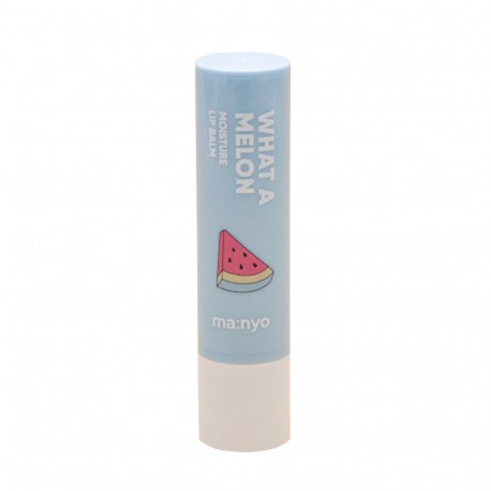 Бальзам для губ - Manyo Factory What A Melon Moisture Lip Balm