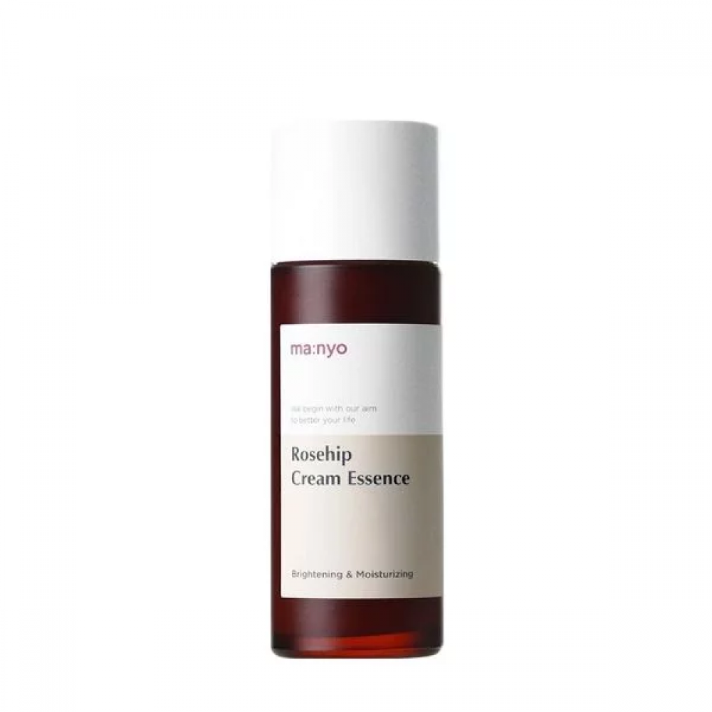 Восстанавливающая Эссенция с Экстрактом Шиповника - Manyo Factory Rosehip Cream Essence