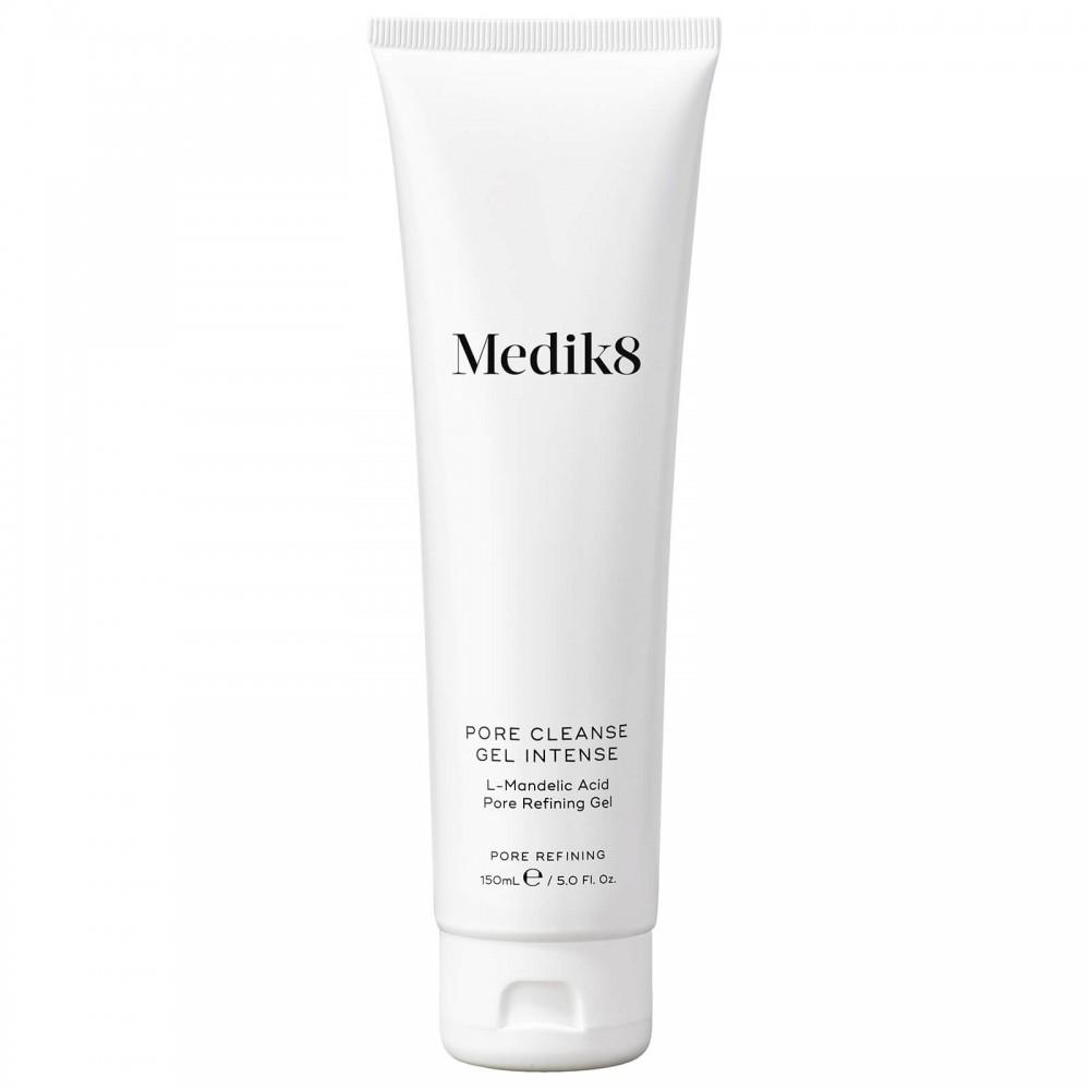 Гель с L-миндальной кислотой для очищения и сужения пор - Medik8 Pore cleanse gel intense