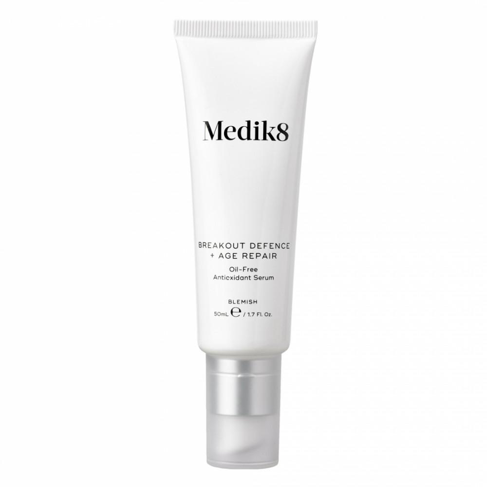 Антиоксидантна сироватка з мідними хелатами - Medik8 Breakout Defence + age repair