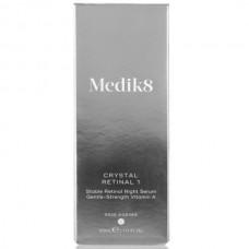 Ночная крем-сыворотка с ретиналем 0,01% - Medik8 Crystal Retinal 1