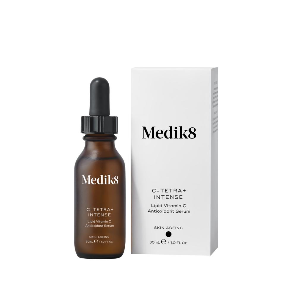 Антиоксидантная интенсивная сыворотка с витамином С и Е - Medik8 C-Tetra+ intense