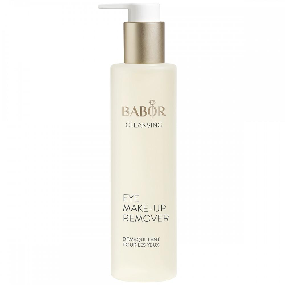 Лосьон для демакияжа век - Babor Cleansing Eye Make up Remover