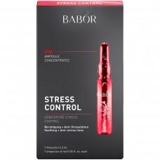 Ампулы Контроль Стресса -  Babor Stress Control