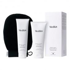 Система с АНА-кислотами для сухой кожи и гиперкератоза - Medik8 Smooth Body Exfoliating Kit