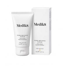 Очищающий поры скраб двойного действия - Medik8 Pore Refining Scrub