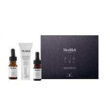 Набор для мужчин по уходу за кожей - Medik 8 MEN_CSA Philosophy Discoveri Kit For Men