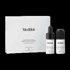 Осветляющая сыворотка с OXY-R и витамином C - Medik8 White balance brightening serum