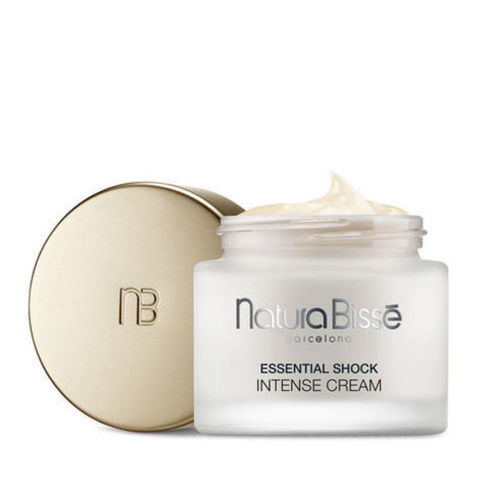 Інтенсивний зміцнюючий крем для сухої шкіри - Natura Bisse Essential Shock Intense Cream