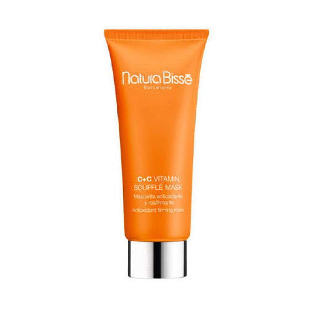 Антиоксидантная маска-суфле - Natura Bisse C+C Vitamin Souffle Mask