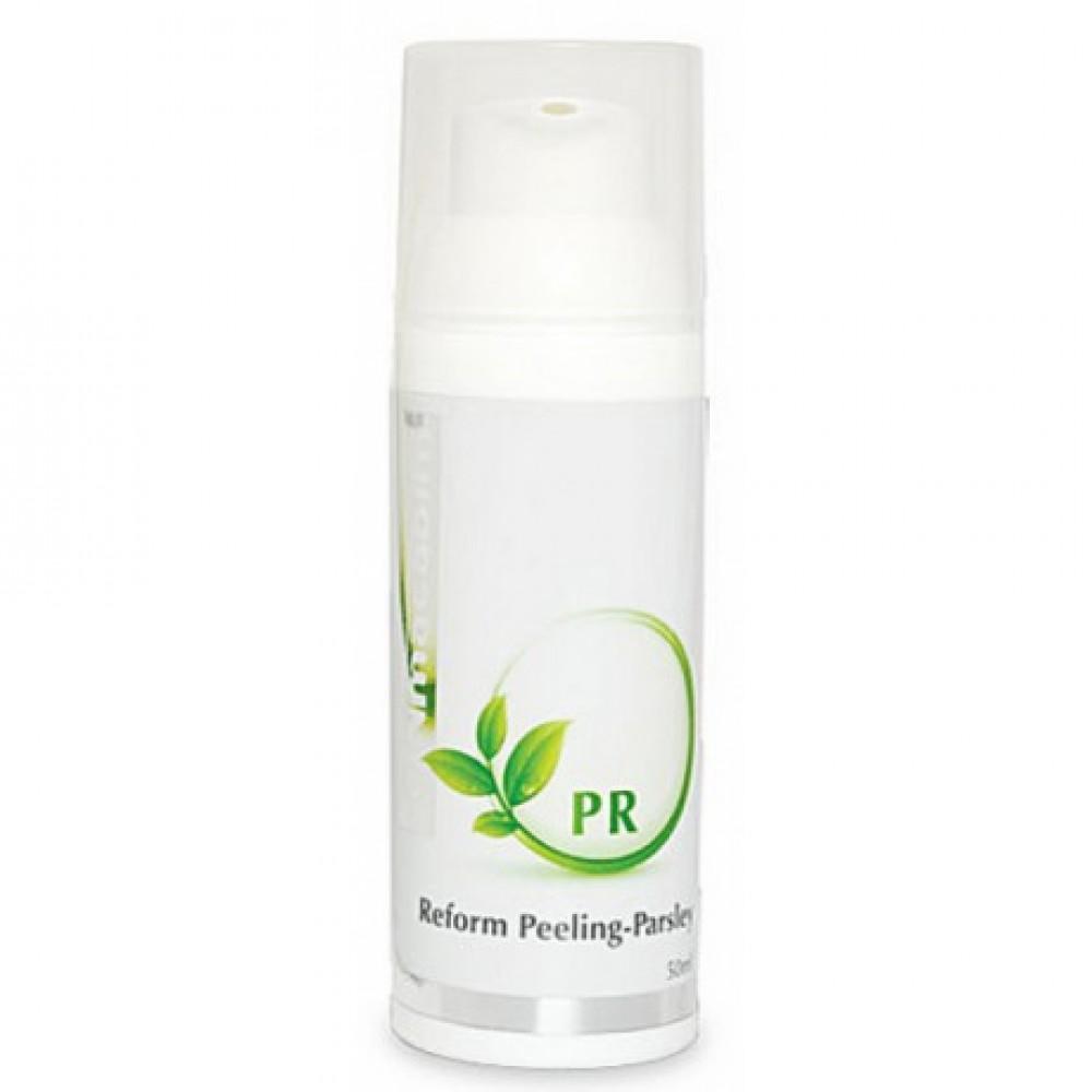 Восстанавливающий пилинг с экстрактом петрушки - Onmacabim Reform Peeling Parsley