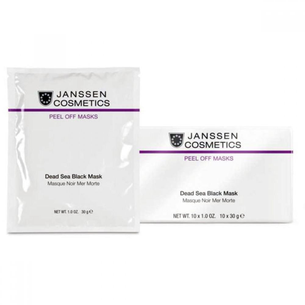 Альгинатная очищающая успокаивающая ультраувлажняющая маска с минералами Мертвого моря - Janssen Cosmetics Dead Sea Minerals Clarifying