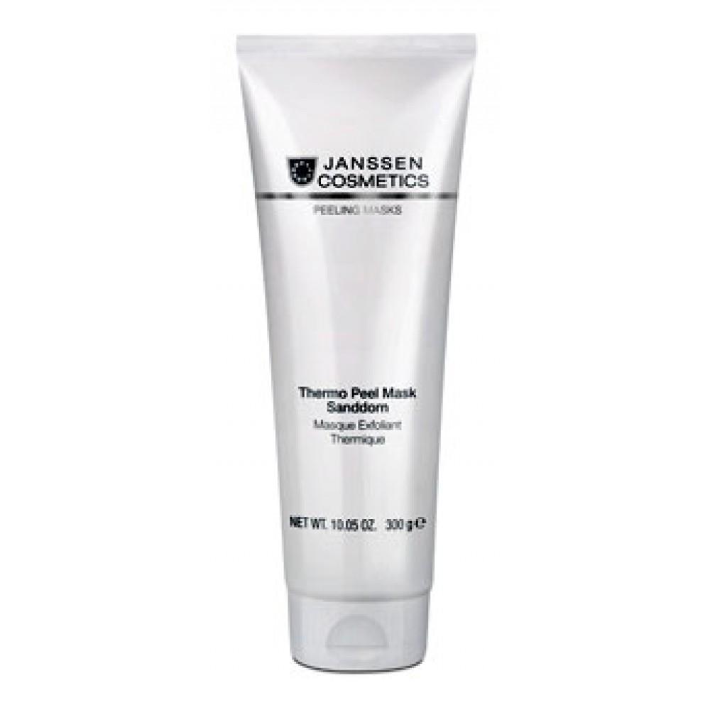 Термопилинг с Клюквой - Janssen Cosmetics Thermo Peel Mask «Sanddorn»