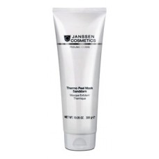 Термопилинг с Клюквой - Janssen Cosmetics Thermo Peel Mask «Sanddorn»