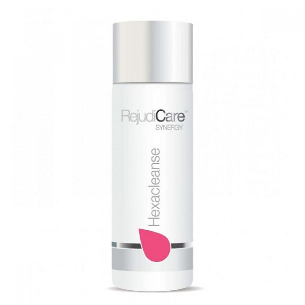 Антибактериальное средство для умывания для чувствительной кожи - RejudiCare Synergy Hexacleanse