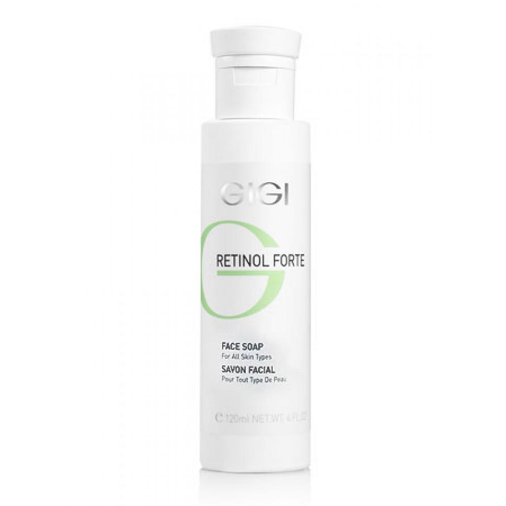 Жидкое мыло для всех типов кожи - GIGI Retinol Forte Face Soap