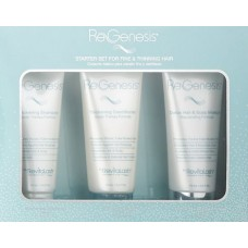 Комплекс средств для волос - Revitalash Regenesis Starter Set for Fine & Thinning Hair