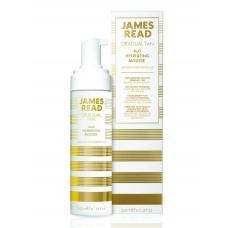 Увлажняющий мусс для лица и тела - James Read H2O Hydrating Tan Mousse