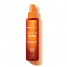 Солнцезащитное масло для тела и волос (спрей ***) - Institut Esthederm Huile Solaire Soleil Fort\Sun Care Oil For Body And Hair