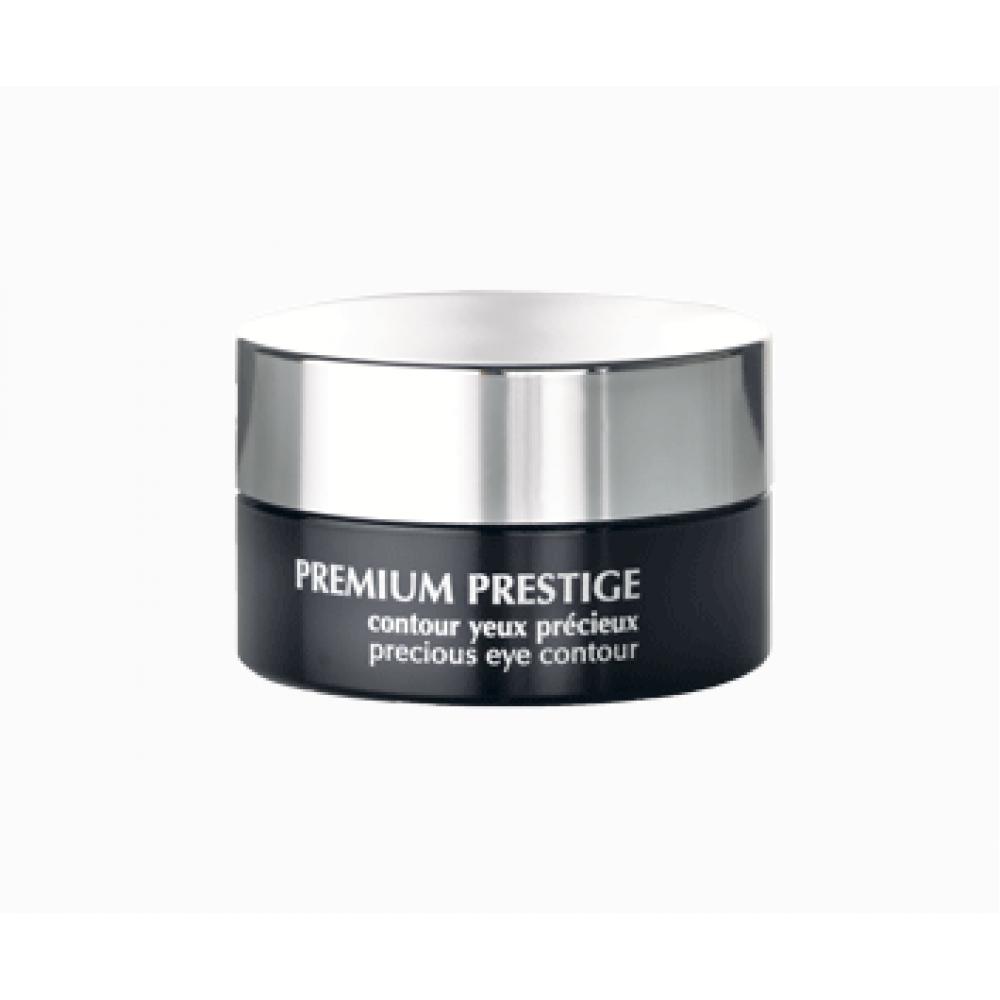 Антивозрастной крем для кожи вокруг глаз - Simone Mahler Premium Prestige eye and lip contour