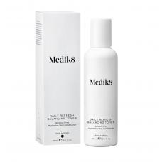 Освежающий, выравнивающий баланс кожи тоник - Medik8 Daily refresh balancing toner