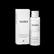 Средство для снятия макияжа с глаз и губ - Medik8 Eyes lips micellar cleanse