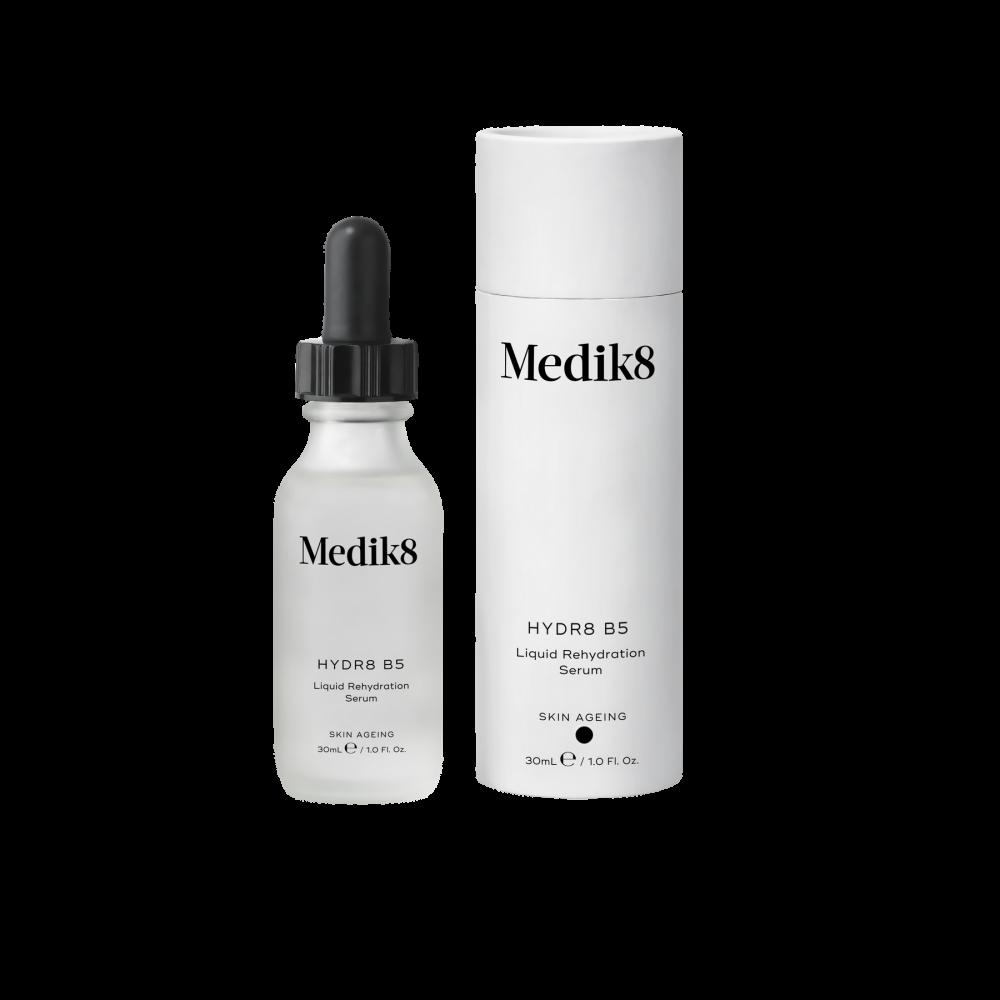Зволожуюча сироватка з гіалуроновою кислотою - Medik8 Hydr8 B5