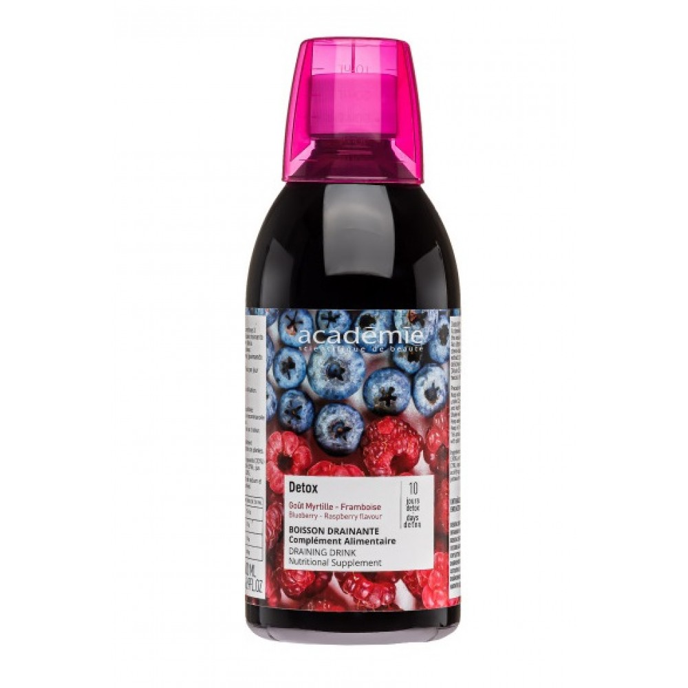 Напиток для снижения веса детокс-дренаж - Academie Boisson Drainante