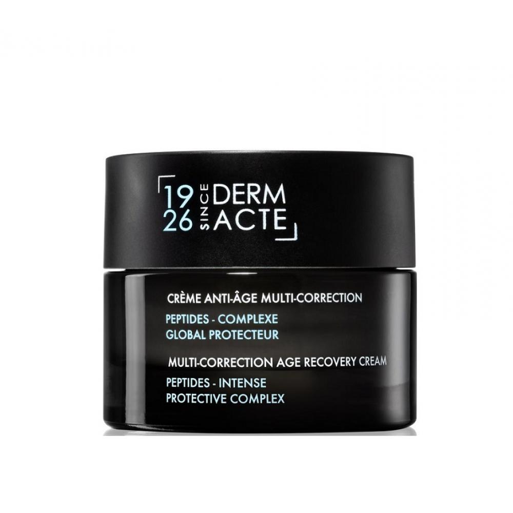 Восстанавливающий крем-мультикорректор - Academie DermActe Mutli-correction age recovery cream