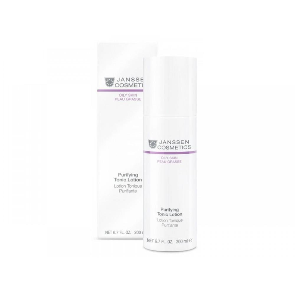 Тоник для жирной кожи - Janssen Cosmetics Purifying Tonic Lotion