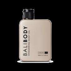 Мерцающее масло для тела - Bali Body Shimmering Body Oil