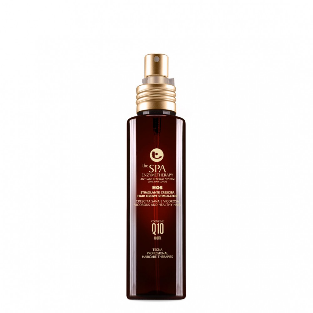Стимулирующий лосьон для роста волос -  Tecna SPA Q10 -  HGS Hair Growth Stimulator