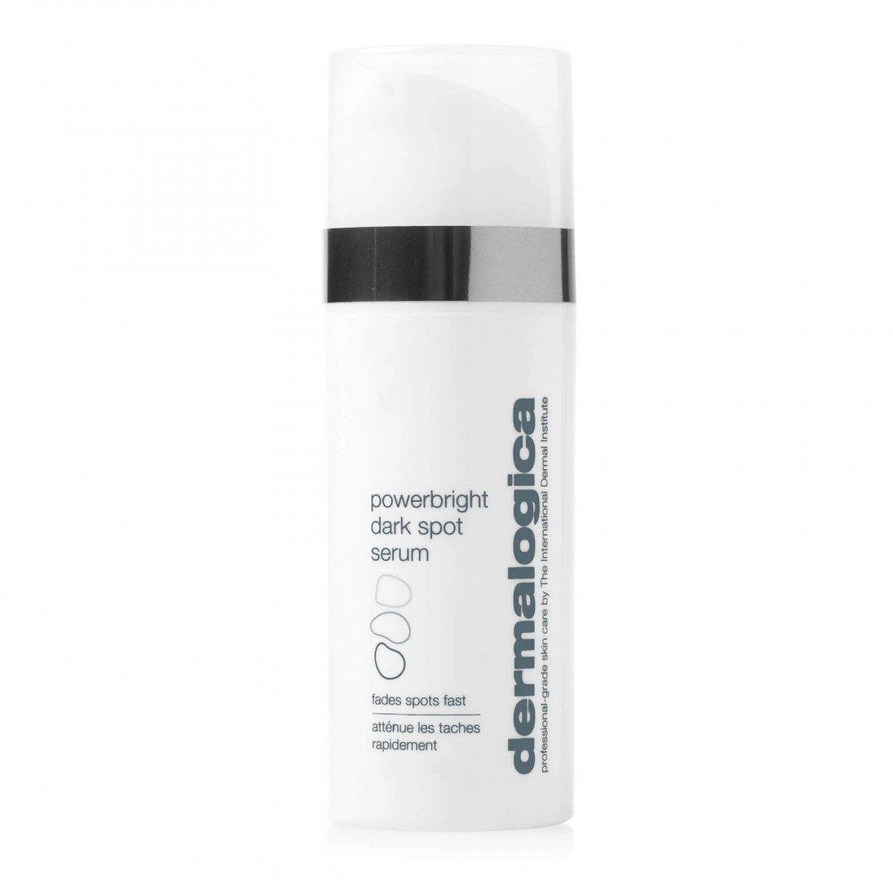 Активна сироватка для освітлення і боротьби з пігментованою шкірою - Dermalogica PowerBright Dark Spot Serum
