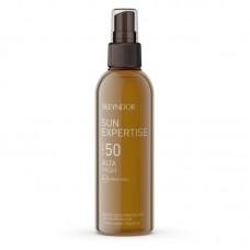Солнцезащитное сухое масло для тела и волос SPF50 - Sun Expertise Skeyndor