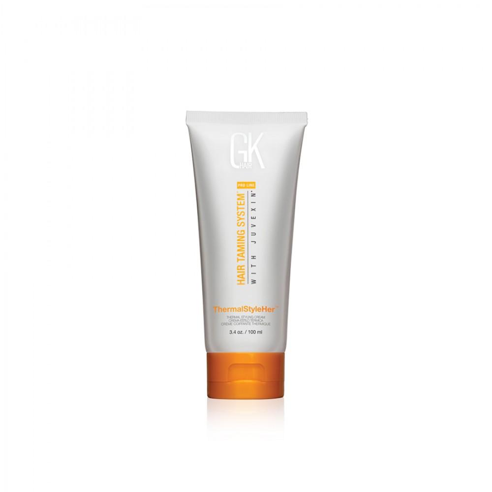 Крем для укладання волосся -  Global Keratin Thermal StyleHer