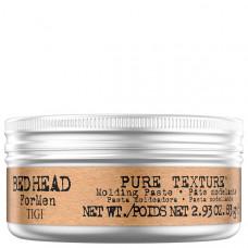 Моделирующая паста - Tigi B for Men Pure Texture Molding Paste