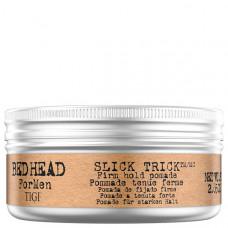 Гель-помада для волос сильной фиксации - Tigi  for Men Slick Trick Pomade