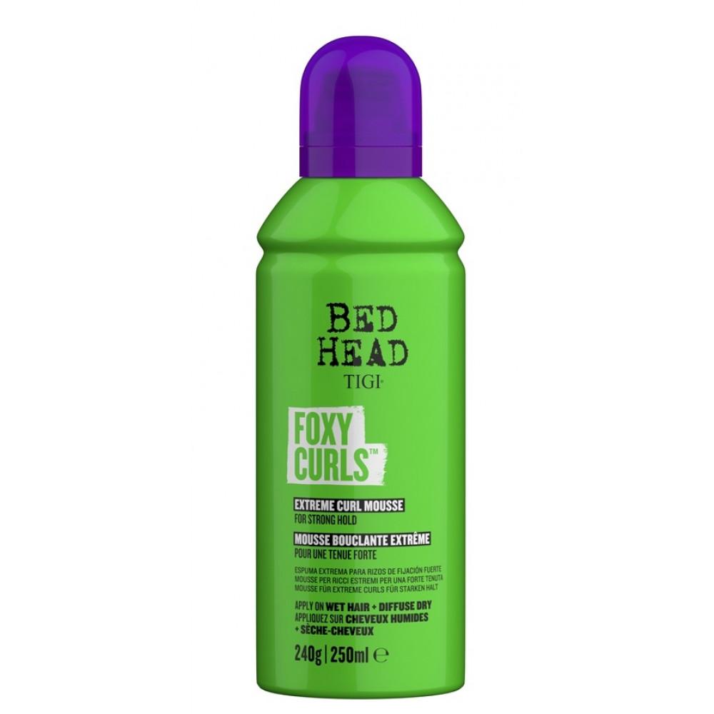 Мус для волосся - Tigi Bed Head Row Foxy Curls Mousse Aero