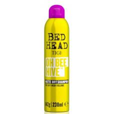 Матуючий сухий шампунь для об'єму волосся - Tigi Bed Head Oh Bee Hive Volume and Matte Dry Shampoo