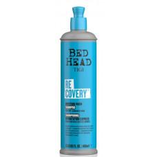 Зволожуючий шампунь для сухого або пошкодженого волосся - Tigi Bed Head Recovery