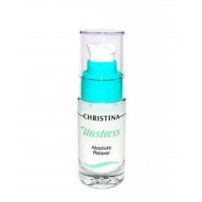 Сыворотка для заполнения морщин «Абсолют» - Christina Unstress Absolute Relaxer
