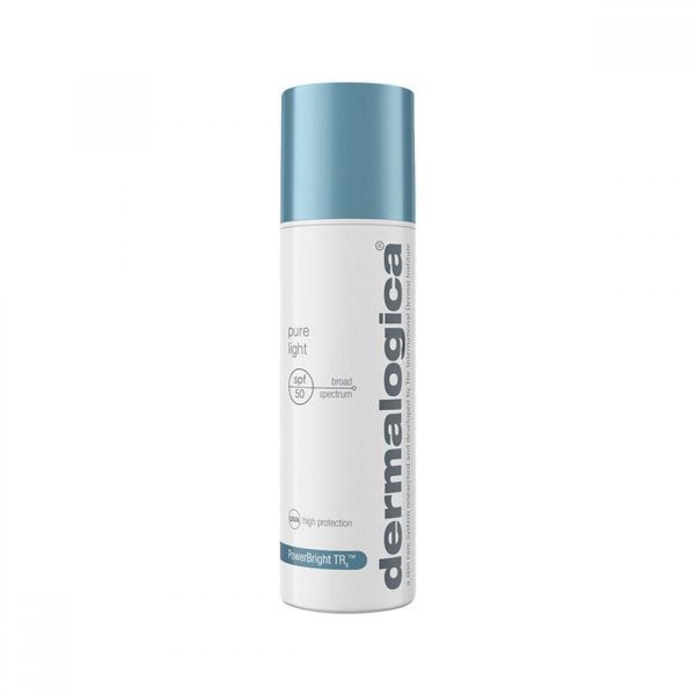 Дневной крем для ровного цвета и сияния лица - Dermalogica Powerbright TRX Pure Light Spf50