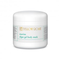 Гелевая маска для тела с водорослями - Yellow Rose Marine Algae Gel